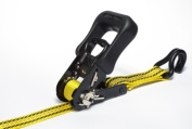 Usa Products Pro-grip 16 x 1-.63.5cm . SureGrip Ratchet Tiedown With Hooks 325600