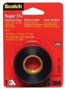 3m .190cm .x 1140cm . Scotch Electrical Tape 200NA