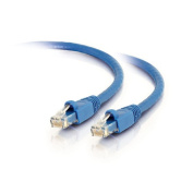 Oncore Power Systems- Inc. PC6-10F-BLU-S Cat6 Gigabit Ethernet Patch Cable- Utp-
