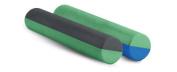 Ecowise 83320 Dual Colour Foam Roller- Blue- Green