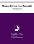 Alfred 81-BQ23160 Nessun Dorma- from Turnadot - Music Book