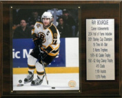 C & I Collectables 1215BOURQUEST NHL Ray Bourque Boston Bruins Career Stat Plaque