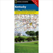 National Geographic Maps GM01020352 Kentucky Map