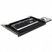 3M Commercial Office Supply Di MMMKD45 Drawer Keyboard Under Desk