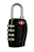 Baumgartens Inc BAUM62974 4 Dial Tsa Travel Lock