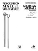 Alfred 00-PERC00060 Mexican Murals - Music Book