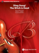 Alfred 00-SOM03005 Ding Dong The Witch Is Dead- from The Wizard of Oz - Music Book