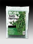 Easy Gardener Weatherly Consum Ross Trellis Netting Black 6 X 18 Feet - 16387