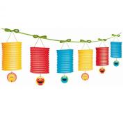 Sesame Street 1st - Paper Lantern Garland