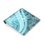 DecalGirl AMTP-FLOR-BLU Magic Trackpad Skin - Flores Agua