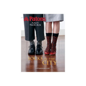 Spinrite Books 378514 Patons-Socks In The City -Kroy