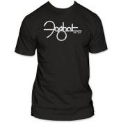 Impact Merchandise IM-FOG01-L Foghat Est. 1971 Fitted Jersey T-Shirt - Black - Large