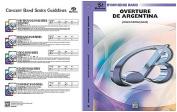 Alfred 00-BDM00003 Overture de Argentina - Music Book