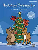 Alfred 00-28594 The Animals Christmas Tree - Music Book
