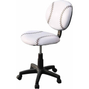 Acme Furniture Industry 59082 Maya Baseball Office Chair with Pneumatic Lift