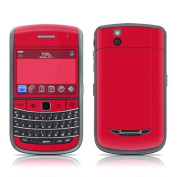 DecalGirl B965-SS-RED BlackBerry Bold 9650 Skin - Solid State Red