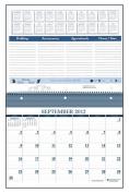 House Of Doolittle HOD325 16 Month Sept - Dec Wall Notebook Calendar
