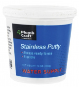 Waxman Consumer Products Group Stainless Putty 7108500N
