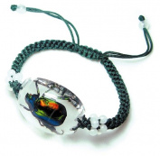 Ed Speldy East SL06 Real Bug Bracelet-Chafer Beetle