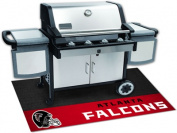 Fanmats 12175 NFL - 70cm . x110cm . - NFL - Atlanta Falcons Grill Mat