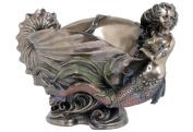 Unicorn Studios AN10474A4 Mermaid & Conch Coupe