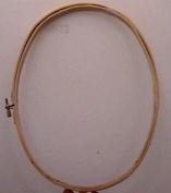 Caron E59 Wood Embroidery Hoop 13cm . x 23cm .-1-5.1cm . Depth