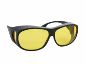 Coppermax 2513ND 138mm x 40mm Black / Yellow Small Cover