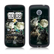 DecalGirl HDES-TWOLVES HTC Droid Eris Skin - Three Wolf Moon