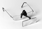 Edroy 915 Spring Clip Opticaid Clip-On Magnifier