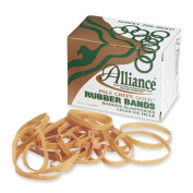 Alliance Rubber ALL21409 Rubber Bands- Size 117B- .25lb- 18cm .x.33cm .- Approx.- NL