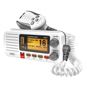 Uniden Vhf Fixed Mounted Class D Radio-White