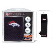 Team Golf 30820 Denver Broncos Embroidered Towel Gift Set