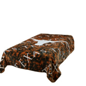 College Covers TEXTH Texas Throw Blanket- Bedspread