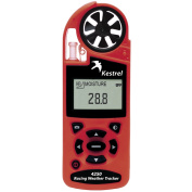 Kestrel 4250 Racing Weather Tracker - Orange