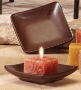 Deco Breeze NAT99000 Ceramic Holder Small Bronze