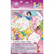 EK Success E5380246 Disney Princess Cardstock Die-Cuts 118-Pkg