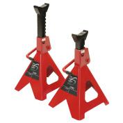 Sunex 1006 6 Tonne Capacity Ratcheting Jack Stands - Pair