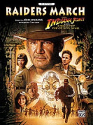 Alfred 00-31384 Raiders March- from Indiana Jones and the Kingdom of the Crystal Skull - Music Book