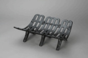 Liberty Foundry Grates 70cm . Cast Iron Fireplace Grate with 6.4cm . Legs G500-28