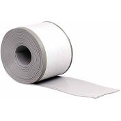 M-D Products 93245 Silver Grey Cove Wall Base Vinyl Rolls, 10cm x 6.1m