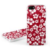 DecalGirl AIP5C-ALOHA-RED DecalGirl Apple iPhone 5 Hard Case - Aloha Red