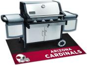 Fanmats 12174 NFL - 70cm . x110cm . - NFL - Arizona Cardinals Grill Mat