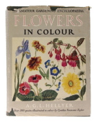 Flowers in colour [Hardback]
