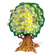 Beistle 57340 3-D Wedding-Anniversary Money Tree