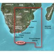 Garmin 010-C0752-20 Bluechart G2 - HXAF452S - Knysna SA to Beira MZ - Micro SD & SD