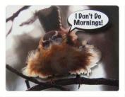 Songbird Essentials SEEK2019 2-D Magnet I Dont Do Mornings!