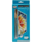 Essentials Watercolour Paints 12ml 12/Pkg-Assorted Colours