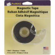 Magnum Magnetics 20278 Adhesive Tape Magnetic Strip W/Dispenser