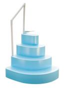 Blue Wave NE100BL Wedding Cake Step