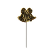 Beistle 60092-GD Gold Bell Picks